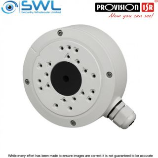 Provision-ISR PR-B45JB Waterproof Junction Box for AHD Gimbles