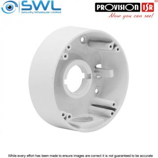 Provision-ISR PR-B10BJB Junction Box for DMA-340IP528 mini dome