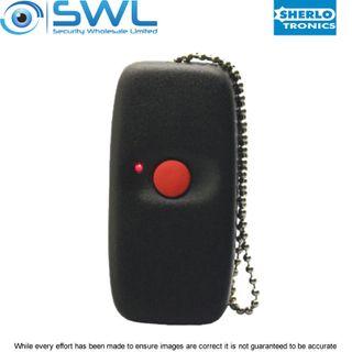 Sherlotronics PTX1 433MHz Panic Transmitter on Pendant Chain