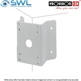Provision-ISR PR-B30EC External Corner Bracket for IP PTZ