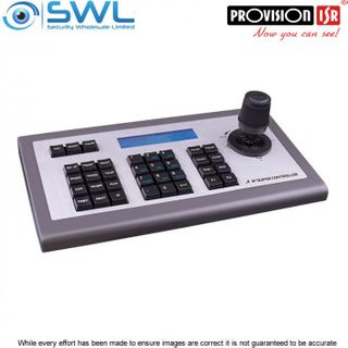 Provision-ISR PTZ Hybrid Controller