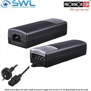 Provision-ISR PR-12V5A-4T 12VDC 5A Power Supply c/w 4-Way Terminals & Mains Cord