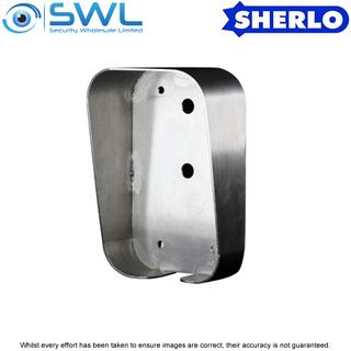 Sherlotronics Stainless Steel Rainshield for 32854