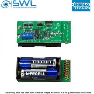 Sherlotronics Wireless PIRTX Module 433MHz