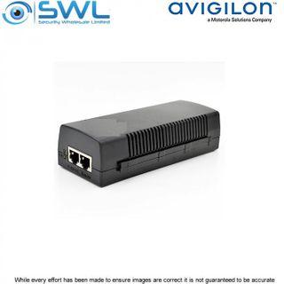 Avigilon PoE++ Injector Gigabit 60W max, Single Port, Requires C13 Power Cord