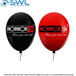 Provision ISR Promotion Balloons