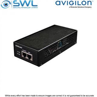 Avigilon PoE++ Injector Gigabit 90W Max, Single Port, Requires C13 Power Cord