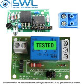 Single Pole 10 Amp Multi Function Timer Kit RLSPHC-V & CB1