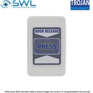Trojan SMART PRESS TO EXIT (PTE) 12VDC / 24VDC (Backlit)