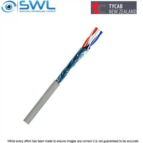 TYCAB 3 Twisted Pair Cable Overall Screened 0.22mm² 100m Reel