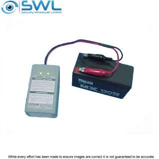 12VDC 2.3A Battery Load Tester