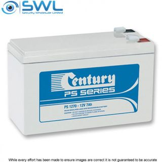 Century 12v 7.0 A/H Sealed Lead Acid  Battery
