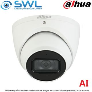Dahua IPC-HDW5241TMP-AS: 2Mp STARLIGHT Eyeball -AI- WDR IR 45m IP67 2.8mm