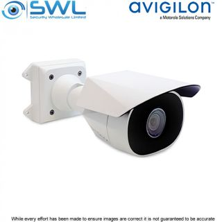 Avigilon 5.0C-H5SL-BO1-IR 5Mp Bullet: WDR LightCatcher IR50m IP67 IK10 3.1-8.4mm