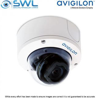 Avigilon 5.0C-H5SL-DO1-IR 5Mp O/D Dome: WDR L/Catcher IR30m IP67 IK10 3.1-8.4mm