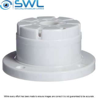 Top Hat Surface Mount Piezo Siren 12VDC, 150mA, 110dB