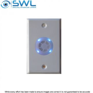 WP15B 4-in-1 Combo Siren, Buzzer, Strobe & LED Indicator, 105dB