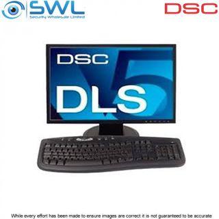 DSC DLS 5 Downloading Software