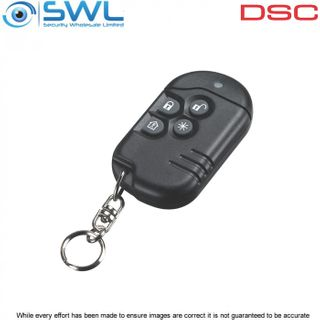 DSC Neo: PG4939 Wireless 433MHz 4 Button Remote