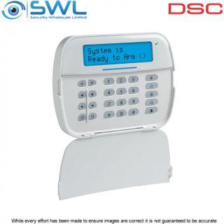 DSC Neo: HS2LCDWF433 WIRE-FREE 433MHz Full English LCD 2-Way Keypad