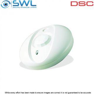 DSC BV-501 Bravo 5: 360° Ceiling Mount PIR Detector: 7m to 12m Diameter