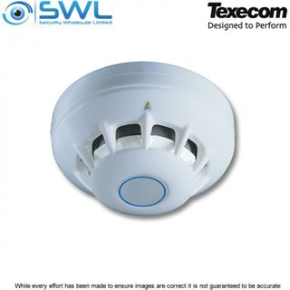 Texecom Exodus: AGB-0001 Optical Heat & Smoke Detector 4-Wire (Blue Label )
