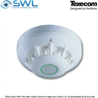 Texecom Exodus: AGB-0002 Rate of Rise Detector Above 58°C 4-Wire (Green) Label