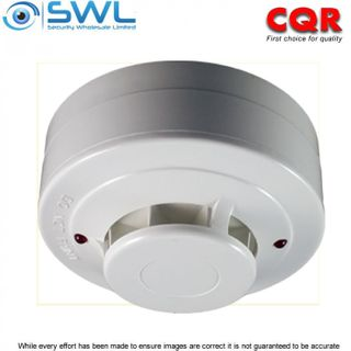 CQR 338 Latching Smoke Detector 12V 4-Wire