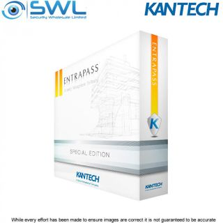 Kantech E-SPE-V8 EntraPass: Special Edition v8 USB Key & License