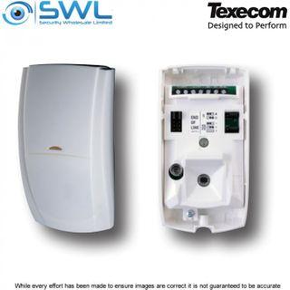 Texecom Premier Elite TD Twin Dual Element PIR Motion Sensor Grade 2 AFE-0001