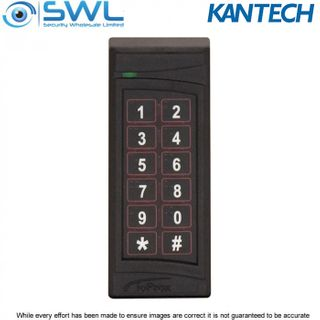 Kantech P225KPXSF ioProx Reader: XSF, Mullion, Integrated KP, 16.5cm Range
