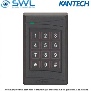 Kantech P325KPXSF ioProx Reader: XSF, Single-Gang, Integrated KP, 20.5cm Range