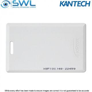Kantech P10 SHL ioProx Card: XSF/ 26-bit Wiegand, Standard