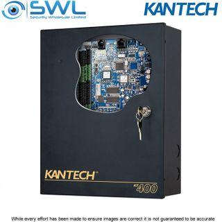 Kantech KT-400: 4 Door Controller (IP Ready), Accessory Kit, Cabinet c/w Lock