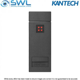 Kantech SH-Y1BLK ShadowProx Y1 Reader: KSF, Mullion, Up to 12.7cm Read Range