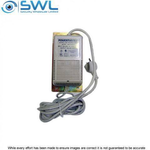 Powermaster 16VAC 3000mA In-Line / Power Adaptor (Beige)