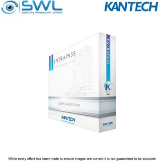 Kantech E-COR-V8 EntraPass: Corporate Edition v8 USB Key & Licence