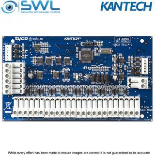 Kantech KT-MOD-INP16: KT-400 Expansion Module 16-Z INPUT c/w SPI Cable