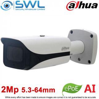 Dahua IPC-HFW5241E-Z12E 2Mp STARLIGHT Bullet -AI- WDR IR150m IP67 IK10 5.3~64mm