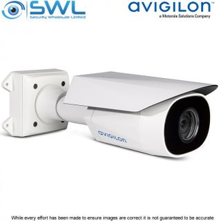 Avigilon 4.0C-H5A-BO2-IR 4Mp Bullet: Video Analytics WDR IR90m IP67 IK10 9-22mm