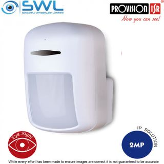 Provision-ISR IV-390IP537 IP 2Mp Covert PIR Camera, WDR, IR 10m, 3.6mm