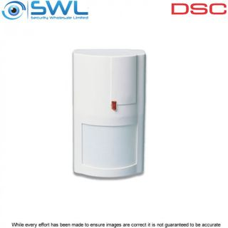 DSC PowerSeries: WS4904P Wireless PET (27Kg) Immune PIR: 12m x 12m