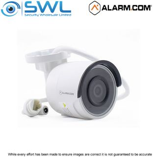ALARM.COM ADC-VC726: 2.1Mp PoE Mini Bullet 30m IR IP67 4m