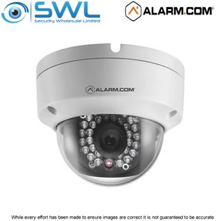 ALARM.COM ADC-VC826: 2.1Mp PoE Dome Camera 30m IR IP67 IK10 2.8mm