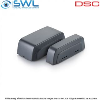 DSC Neo: PG4312 Wireless 433MHz Outdoor Magnetic Contact c/w Aux Input