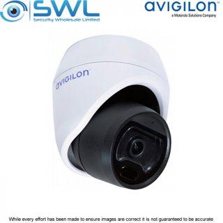 Avigilon 2.0C-H5M-DO1-IR 2Mp O/D Camera: WDR IR10m Lightcatcher IP66 IK08 2.8mm