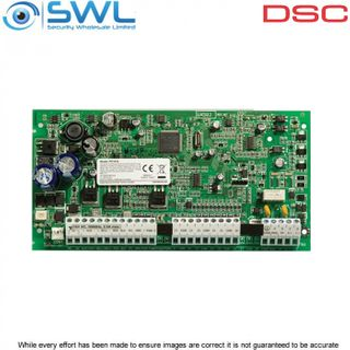 DSC PowerSeries: PC1616 Alarm Panel 6 to 16 Zones PCB Only