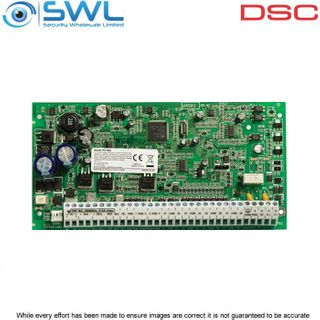DSC PowerSeries: PC1864 Alarm Panel 8 to 64 Zones PCB Only