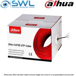 DAHUA PFM920I-5EUN-C-V2 UTP CAT5e Cable - 305m Box WHITE