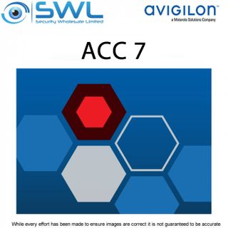 Avigilon ACC7-FACE: ACC ENT 7.6+ Face Recognition Single Channel Licence